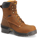 "Men's Carolina Poplar 8"" Copper Crazy Horse Leather Waterproof Composite Broad Toe Logger #CA8525"