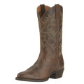 Men's Ariat Boots HERITAGE WESTERN R TOE WICKER #10015357