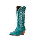 Women's Ariat Boots DESERT HOLLY TURQUOISE #10017347