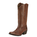 Women's Ariat Boots ROUND UP X TOE WOOD #10016353