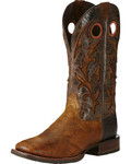 Men's Ariat Boots BARSTOW BRANDING IRON RUST / DESERT ECLIPSE  #10019975