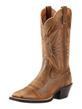 Women's Ariat Boots ROUND UP OUTFITTER Vintage Bomber #10018530