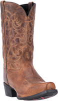 "Men's Laredo 12"" BRYCE Tan Distressed Leather #68442"