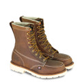 MEN'S THOROGOOD AMERICAN HERITAGE  8″ TRAIL CRAZY HORSE STEEL MOC TOE MAX WEAR 90™ OUTSOLE #804-4378