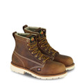 MEN'S THOROGOOD AMERICAN HERITAGE 6″ TRAIL CRAZY HORSE STEEL SAFETY PLAIN TOE  MAXWEAR90™ OUTSOLE #804-4374