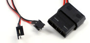 4 pin Molex to 3 pin fan