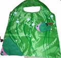 Nylon Foldable Bag With Fish Design