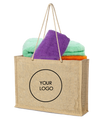 Enviro Friendly Jute Beach Bag