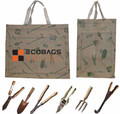 Reusable Jute Garden Bag