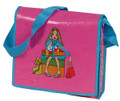 Non Woven Laminated - Messanger Tote with Flap