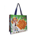 Non Woven Laminated - Multipurpose gusset Custom Printed Bag  -Standard
