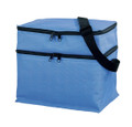 Non Woven Cooler - Large Tote Bags with Logo  -Double Zip