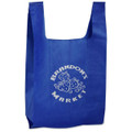 Non Woven PP T-Shirt Recyclable Tote bags