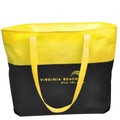 Non Woven PP Multipurpose-Flat Custom Friendly Bag  -With 2 Fabric Colours