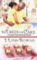 He Takes The Cake