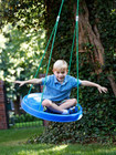 Slackers Sky Saucer Swing - Blue