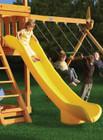 Super Straight Scoop Playground Slides