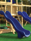 Super Wave Scoop Slide (03-0004) - Blue