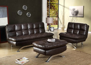 #85015 Lorenzo Pillow Top Sofa Futon Convertible