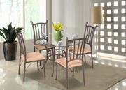 #49241/46316 Katia Dining & Coffee Set