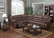#80513 Contour Reclining Sectional