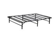 #45322 Folding Metal Platform Bed Frame