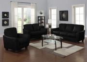 #80655 SENECA 3pcs Living Room Set