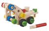 Plan Toys Wooden Construction Set 