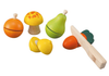 Plan Toys Wooden Fruit & Vegetable Set