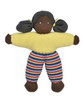 "Small Organic Cotton Doll - ""Tasha"""
