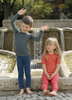Engel Organic Merino Wool Long Johns for Children