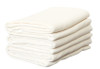 Disana Organic Cotton Muslin Flats, 3 pack