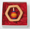 Hexagonal Wooden Rattle