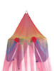 Silk Play Canopy, Rose Garden