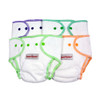 Imse Vimse Organic Cotton Terry Contour Diaper with Snaps 