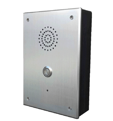 Image 1  sc 1 st  Telecom Depot Pty Ltd & IS710 (V2) Escene Intercom Security IP Door Intercom - Telecom Depot ...