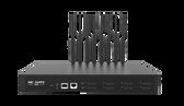 TG800, IP to 3G  8 Port unit. Suits Dual Optus/Voda (900/2100)