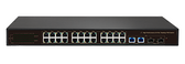 24 port Gigabit POE Switch AND 2 Up-Link ports