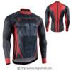FIXGEAR CS-7201 Men's Long Sleeve Cycling Jersey