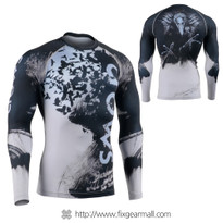 FIXGEAR CFL-80 Compression Base Layer Shirts