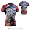 FIXGEAR CFS-28 Compression Base Layer Short Sleeve Shirts