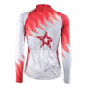 FIXGEAR CS-W6501 Women's Long Sleeve Cycling Jersey