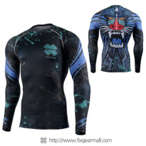 FIXGEAR CFL-84 Compression Base Layer Shirts