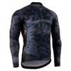 FIXGEAR CS-H501 Men's Long Sleeve Cycling Jersey