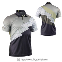 FIXGEAR FPO-S03 Mens short sleeve Polo shirts