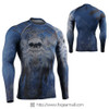 FIXGEAR CFL-86 Compression Base Layer Long Sleeve Shirts