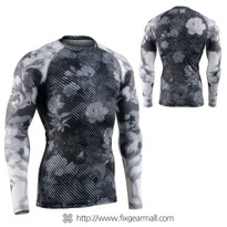 FIXGEAR CFL-S10 Compression Base Layer Long Sleeve Shirts