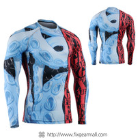 FIXGEAR CFL-88 Compression Base Layer Long Sleeve Shirts