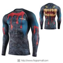 FIXGEAR CFL-91 Compression Base Layer Long Sleeve Shirts