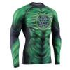 FIXGEAR CFL-92 Compression Base Layer Long Sleeve Shirts